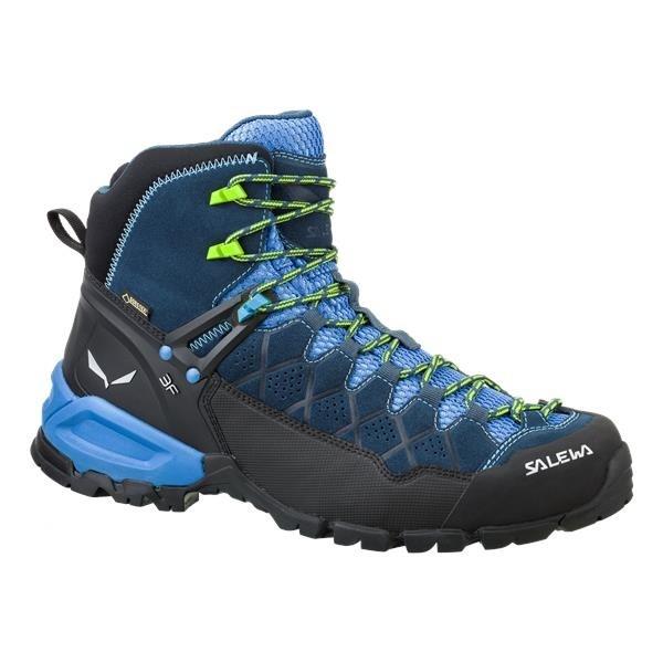 Alp Trainer Mid Gtx - Scarponcino trekking uomo - denim
