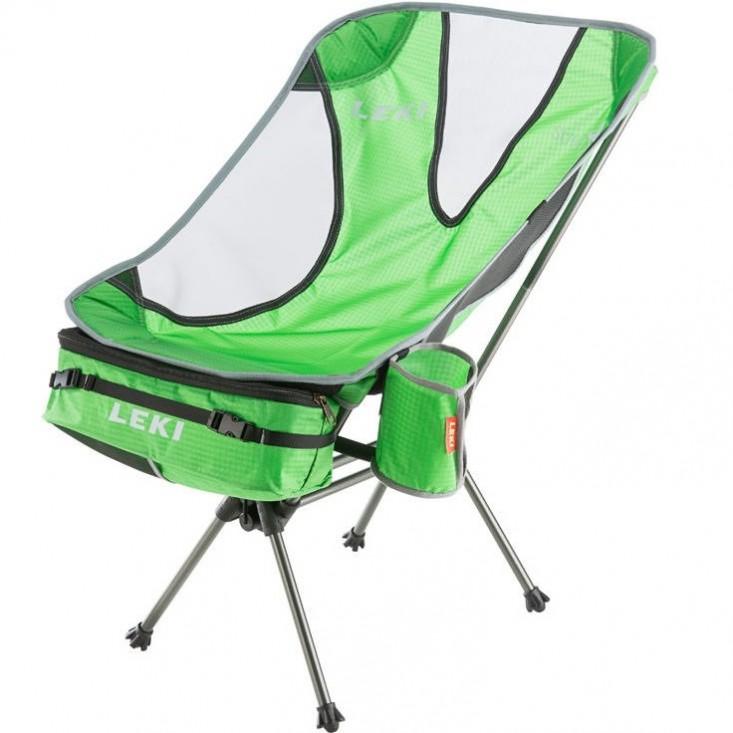 Leki Sub 1 - sedia  pieghevole da campeggio - verde