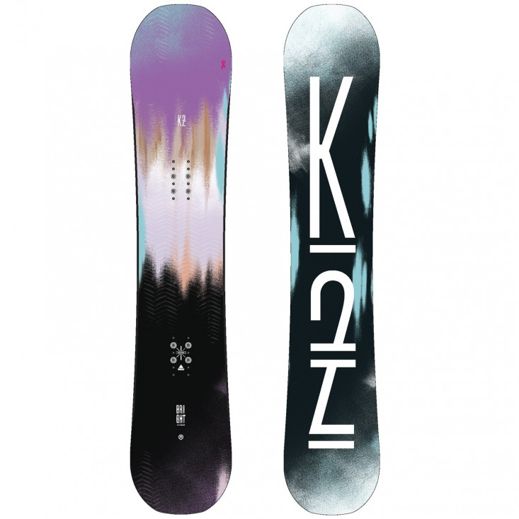 K2 Bright Lite 2018 - Tavola da snowboard donna | Mancini Store