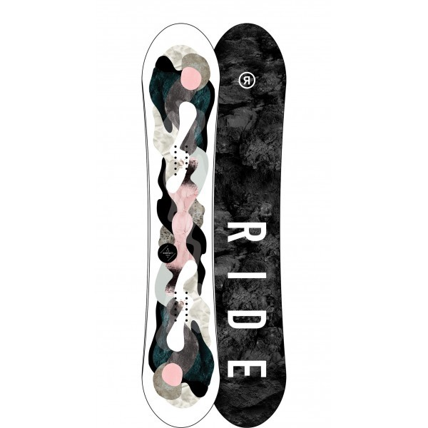 Ride Compact 2018- tavola da snowboard donna | Mancini Store
