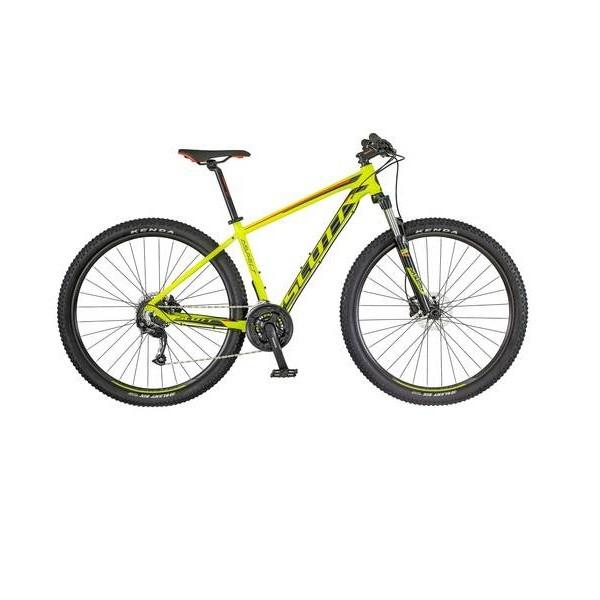 Scott Aspect 750 - Mountain Bike 27.5'' - gialla/rossa | Mancini Store