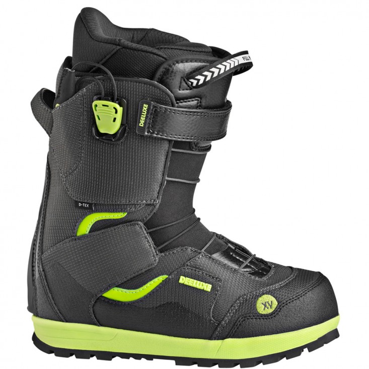 Deeluxe Spark Xv Tf - scarponi snowboard uomo - neri | Mancini Store