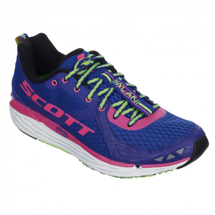Scott T2 Palani scarpe running donna Blue/rosa