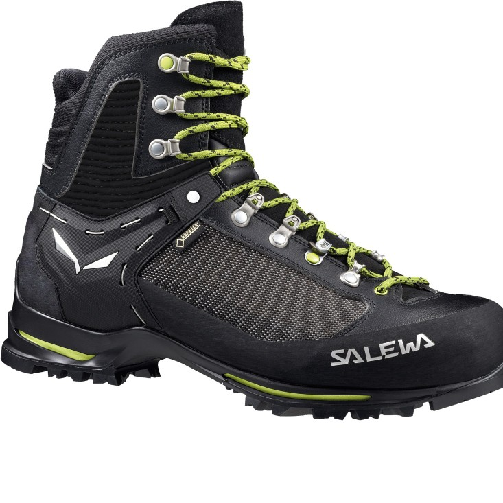 Salewa Ms Raven 2 Gtx  - Scarponi trekking uomo - black/monster