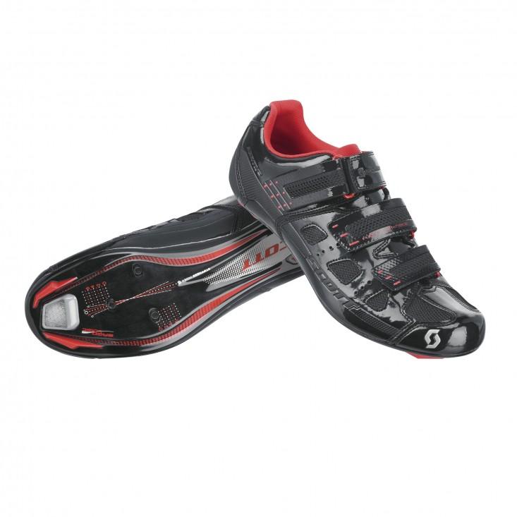 Scott Road Comp - scarpe da ciclismo - rosso-nero