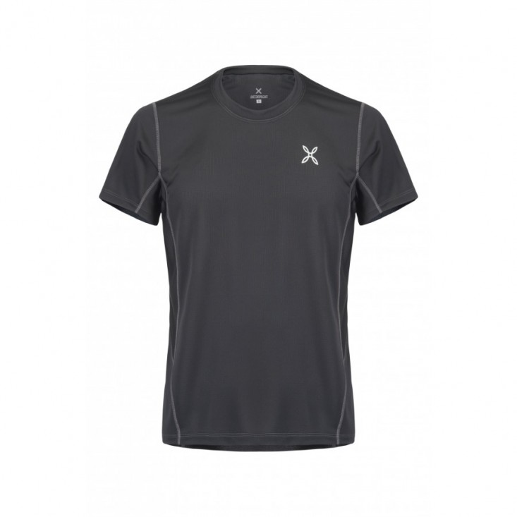 Acquista Montura Outdoor World T-Shirt donna nera online su Mancini Store