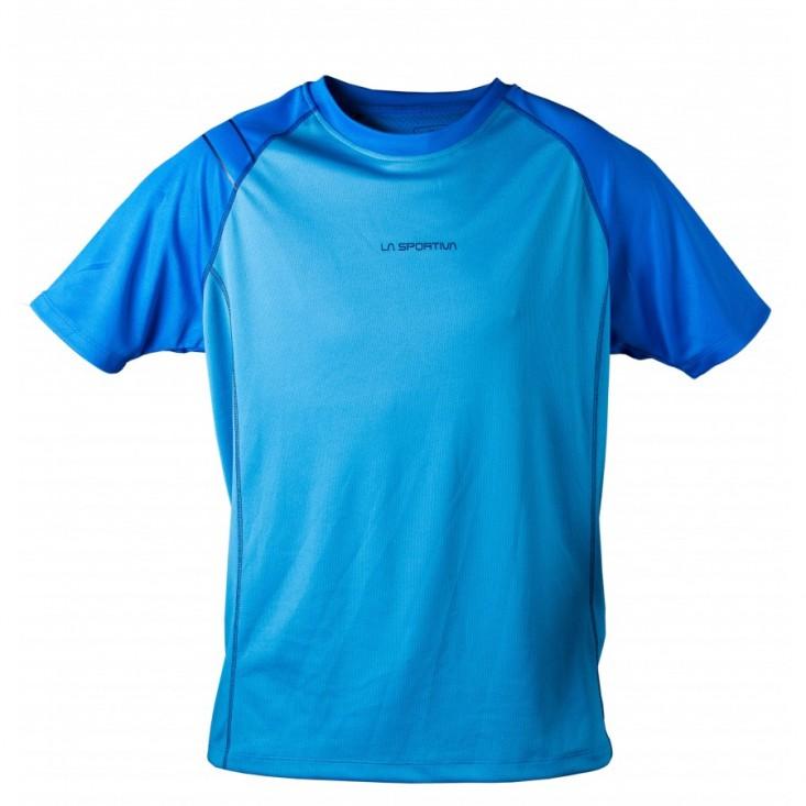 La Sportiva T-Shirt Legacy - uomo - blue   Mancini Store