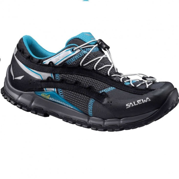 Salewa Ms Speed Ascent - scarpe trail/speed hiking uomo Carbon Pagoda