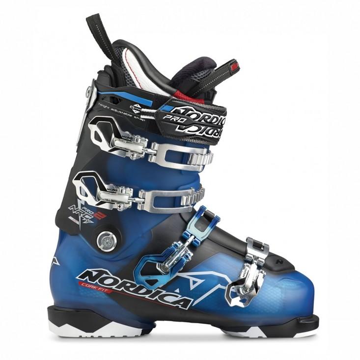 Nordica Nrgy Pro N2 - scarponi da sci uomo - azzurro/nero | Mancini Store