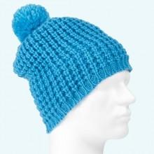 Cappello Poc Color Beanie da sci o snowboard celeste da Mancini Store
