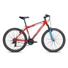 Torpado Storm T590 21 V - mountain bike rossa | Mancini Store