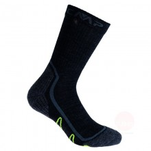 Cmp Kids Trekking Socks Poly Med - calze bambino -  Antracite | Mancini Store