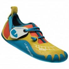 La Sportiva Grip It - scarpette arrampicata bambino - gialle | Mancini Store