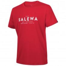 Salewa Puez Graphic Dry M T-Shirt uomo - bergrot