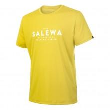 Salewa Puez Graphic Dry M T-Shirt uomo - gialla