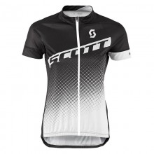 Scott Endurance 40 s/sl - maglia ciclismo donna - nera/bianca