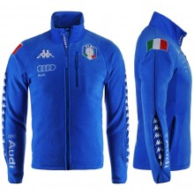 Kappa 6Cento 687 Mask FiSi - pile sci uomo - azzurro | Mancini Store
