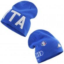 Kappa 6Cento Spike FiSi - cappello sci - azzurro | Mancini Store