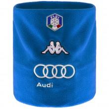 Kappa 6Cento Cold FiSi - scaldacollo sci - azzurro | Mancini Store