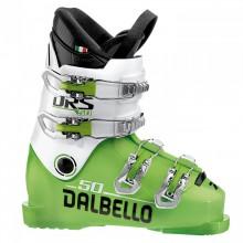 Dalbello DRS 50 Junior - scarponi sci bambino Lime/White 2018   Mancini Store