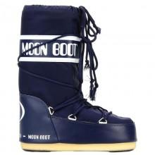 Moon Boot Nylon Unisex Blue 2018