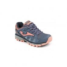 Joma Tk Shock Lady - scarpa trail running donna grigia/rosa   Mancini Store