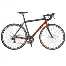 Scott Speedster 50 - bici da corsa nera/rossa   Mancini Store
