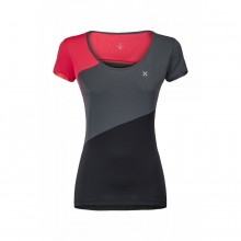 Montura Outdoor Style T-Shirt donna nera/rosa | Mancini Store