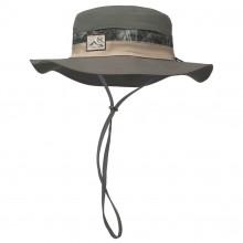 Buff Booney Hat Hashtag Moss - cappello montagna verde | Mancini Store