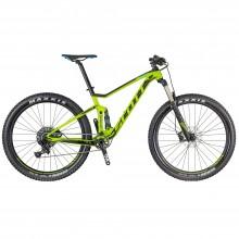 Scott Spark 740 - mountain bike full suspended verde   Mancini Store
