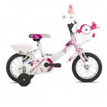 Torpado Titty T691 Junior 12''  - bici bambino rosa | Mancini Store