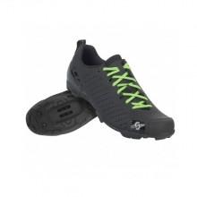 Scott Comp Lace - scarpe MTB nere/verdi | Mancini Store