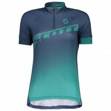 Scott Endurance 40 maglia ciclismo donna blue/verde | Mancini Store