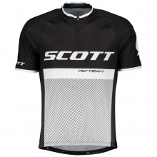 Scott Rc Team 20 - maglia ciclismo uomo nera/bianca | Mancini Store