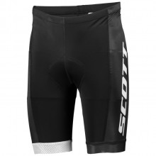 Scott Rc Team ++ - Pantaloncini ciclismo neri bianchi | Mancini Store