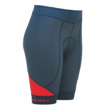 Scott Shorts Woman Endurance 20 ++ - blue/rossi | Mancini Store