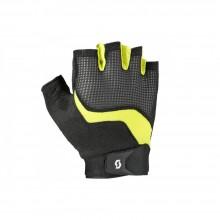 Scott Glove Essential SF - guanti ciclismo neri/gialli | Mancini Store