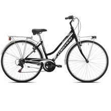 Torpado T481 Rondine - city bike nera | Mancini Store