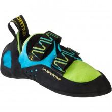 La Sportiva Katana | scarpette arrampicata | green/blue | Mancini Store