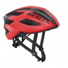 Scott Arx - Casco bici strada e polivalente rosso