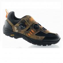 Dmt Iperion - scarpe ciclismo - camo/orange | Mancini Store