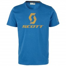 T-Shirt uomo SCOTT 10 Icon | Maglia ciclismo manica corta - blue | Mancini Store