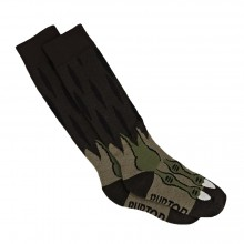 Burton Youth Party Socks - calze bambino -  Ware Wolf