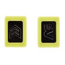 Burton Channel Plug - tappi di ricambio snowboard sistema ICS - lime | Mancini Store
