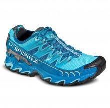 La Sportiva Ultra Raptor W's - scarpe trail running - donna - Fjord/Blue