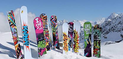 Snowboard Shop Online