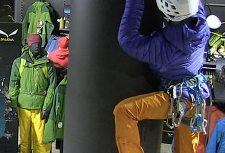 Abbigliamento climbing