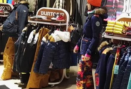 Abbigliamento snowboard