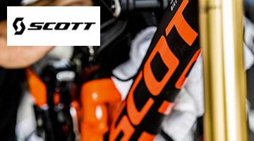 Mountain Bike Scott - telaio