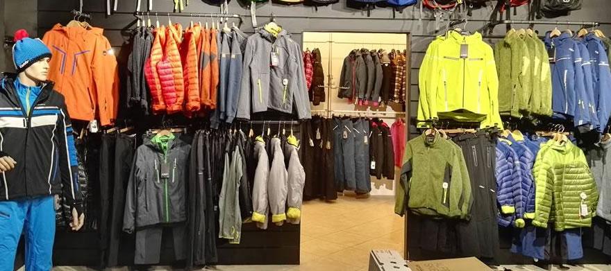 Abbigliamento da montagna ed escursionismo